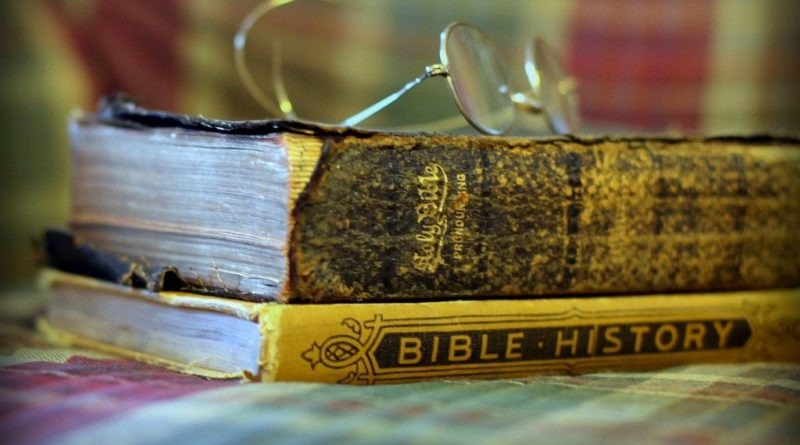 Przegląd historii biblijnej