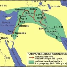 Kampanie Nabuchodonozora