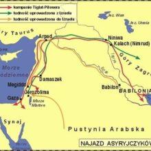 Najazd Asyryjczyków