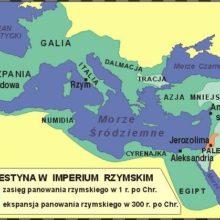 Palestyna w Imperium Rzymskim