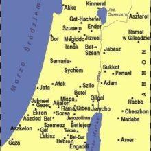 Palestyna z czasów Starego Testamentu