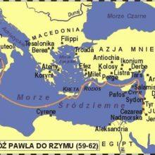 Podróż Pawła do Rzymu