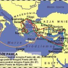 Podróże Pawła